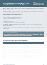 Funding Application Form